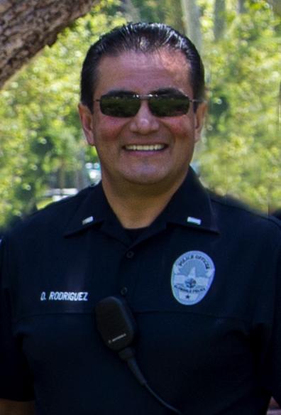 Lt. Oscar Rodriguez