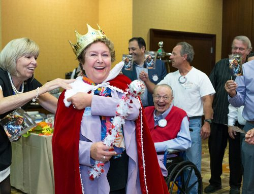 The Annual District Governor Visit